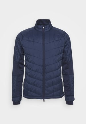 SWING TECH QUILTED JACKET - Outdoorjacka - peacoat