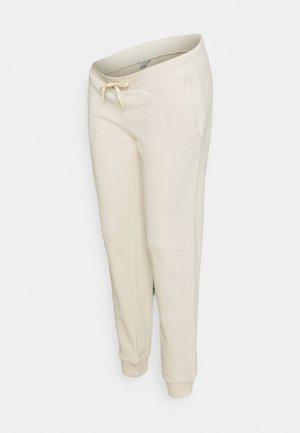 PCMPIP PANTS - Tracksuit bottoms - whitecap gray