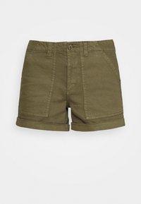 Vero Moda - Shorts - ivy green - 3