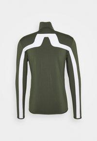 J.LINDEBERG - SEASONAL JARVIS - Fleece jacket - thyme green melange - 1