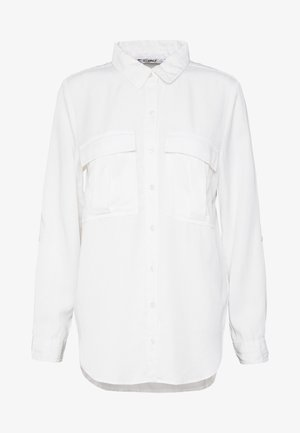 ONLJODIE LIFE - Button-down blouse - cloud dancer