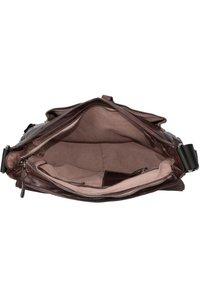 Campomaggi - Across body bag - moro - 4