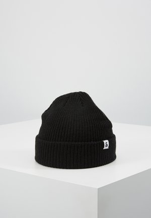 JACTWISTED SHORT BEANIE - Beanie - black