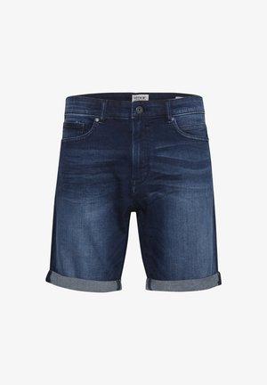 Denim shorts - blue dnm