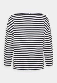 Marc O'Polo - LONG SLEEVE - Bluzka z długim rękawem - multi/black - 1