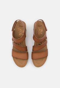 Blowfish Malibu - VEGAN LEELEE - Platform sandals - arabian sand dyecut - 4