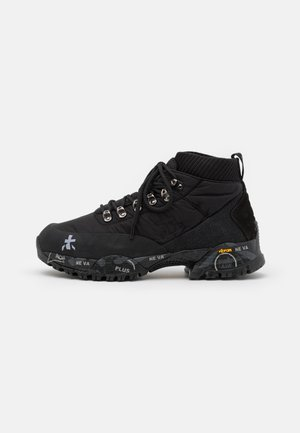 LOUTRECK - High-top trainers - black