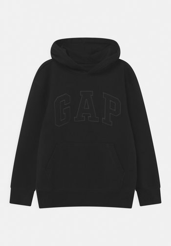 BOYS TONAL LOGO - Sweater - true black