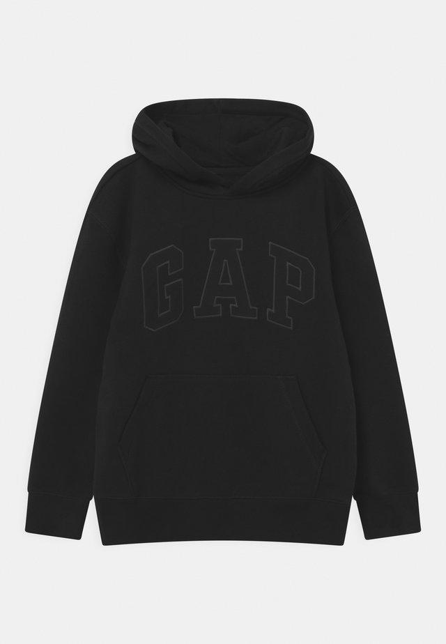 BOYS TONAL LOGO - Sweatshirt - true black