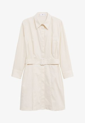 MEXI - Shirt dress - beige
