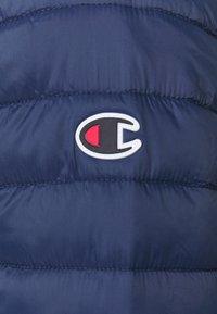 Champion - HOODED JACKET - Training jacket - blue - 5