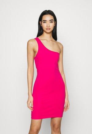 MARINA DRESS - Jersey dress - hot pink