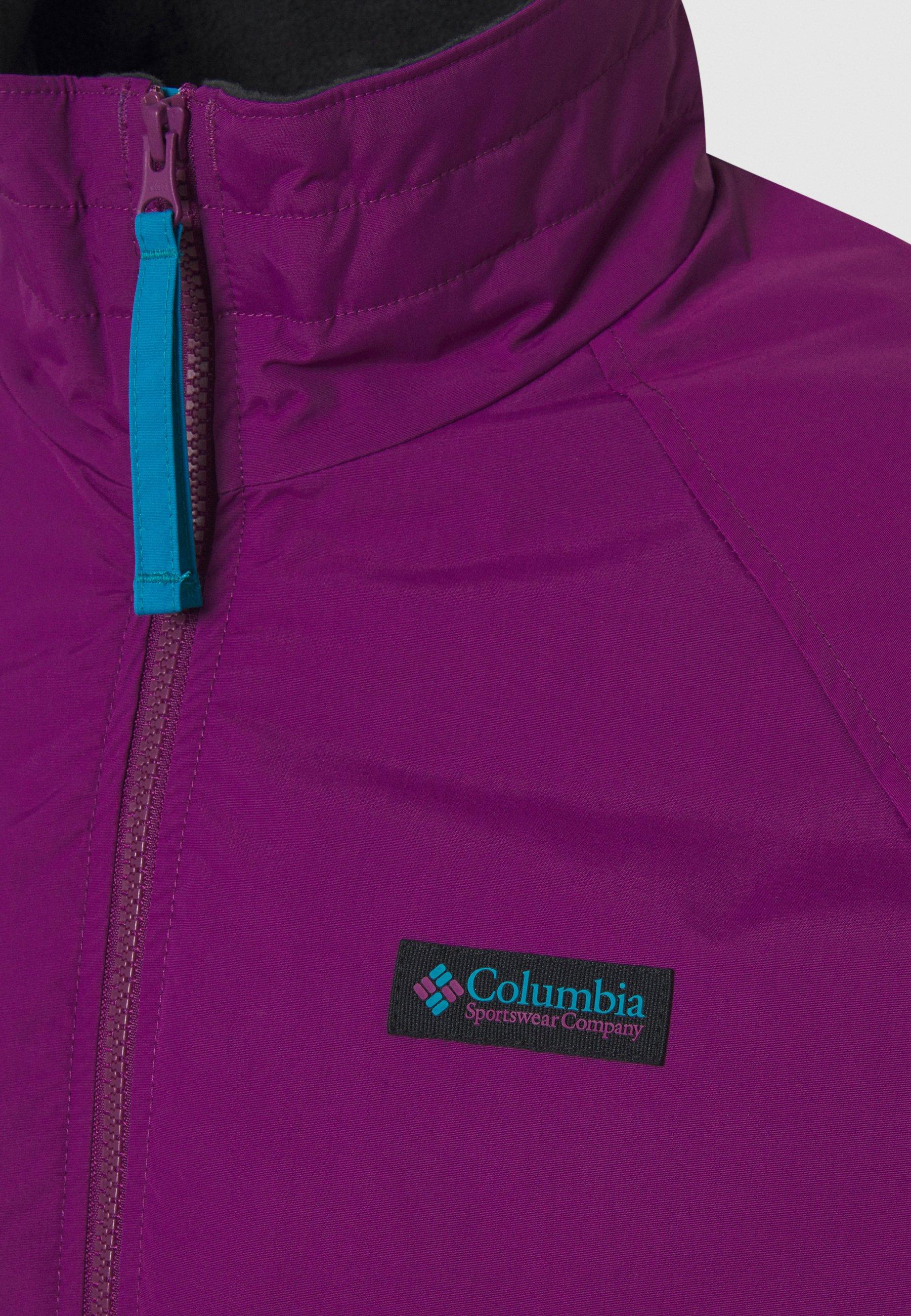 Columbia FALMOUTH JACKET - Veste d'hiver - plum
