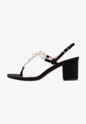 JERRY - Sandals - black
