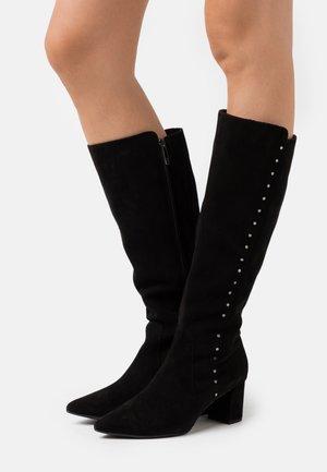 BRADY - Boots - schwarz