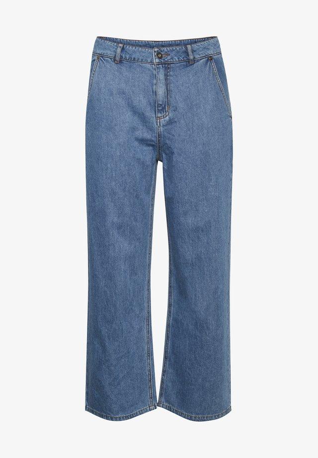 Jeans a zampa - denim blue