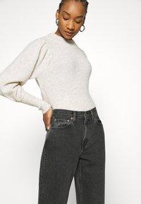 Ética - TYLER - Straight leg jeans - smokey mountain - 3