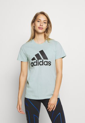 BOS TEE - T-shirts med print - mint