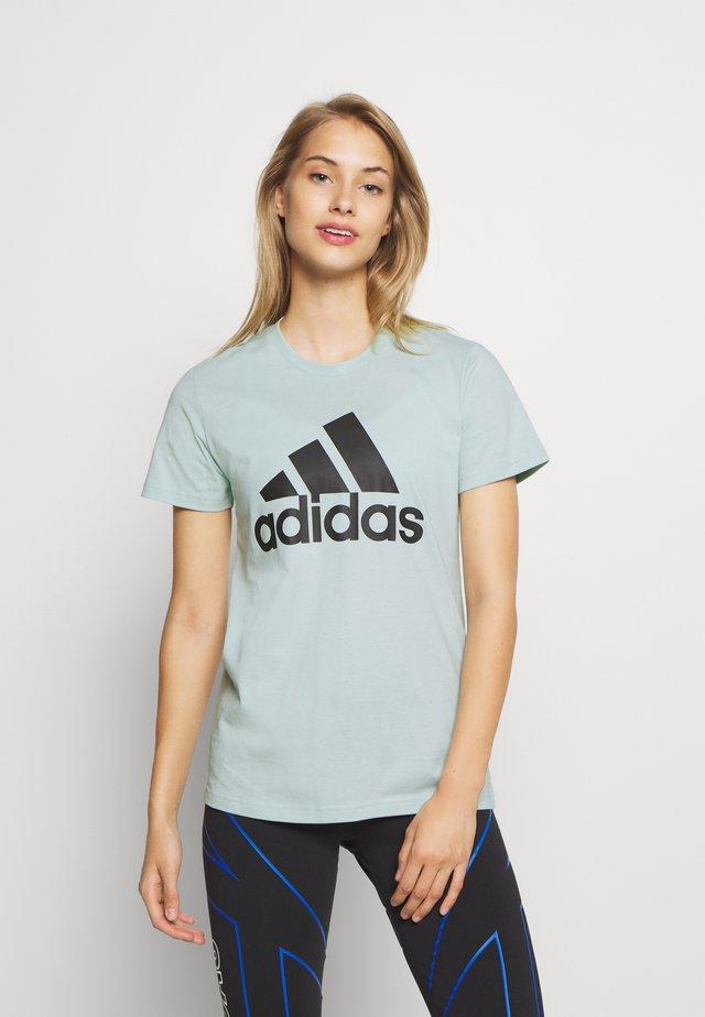 BOS TEE - Print T-shirt - mint