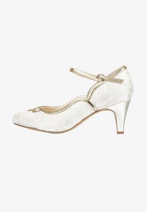 ASHANTI - Klassieke pumps - white