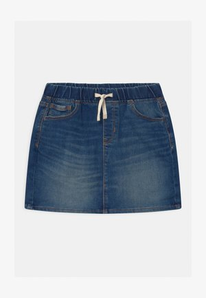 GIRLS - Mini skirt - dark indigo