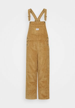 VINTAGE OVERALL - Peto - iced coffee warm