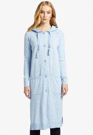 ALETA - Vest - mottled blue