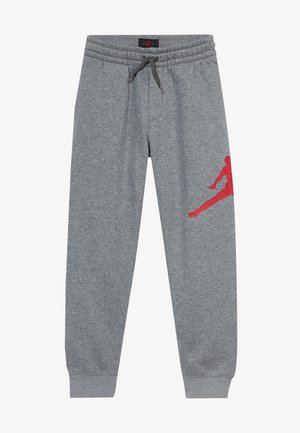 JUMPMAN LOGO PANT - Tracksuit bottoms - carbon heather