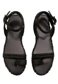 Mango - ARENA - T-bar sandals - zwart - 2