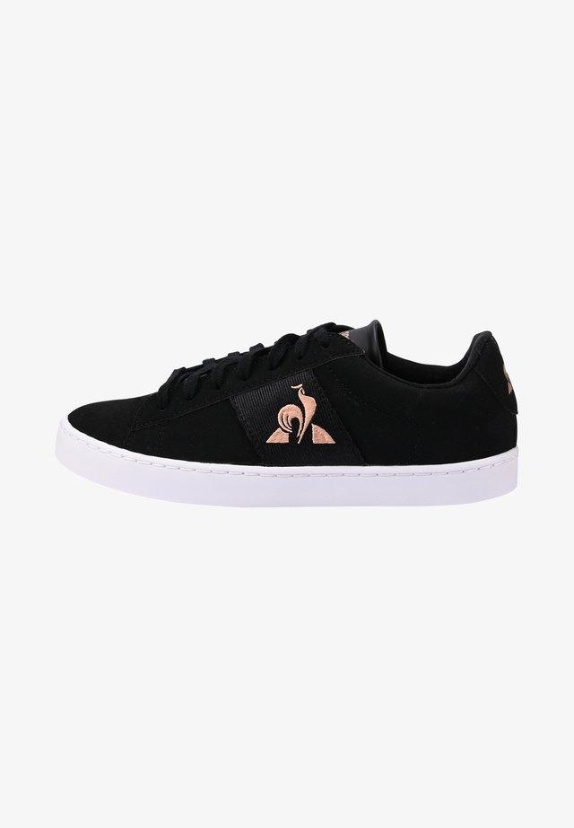 ELSA - Zapatillas - Black/ Rose Gold