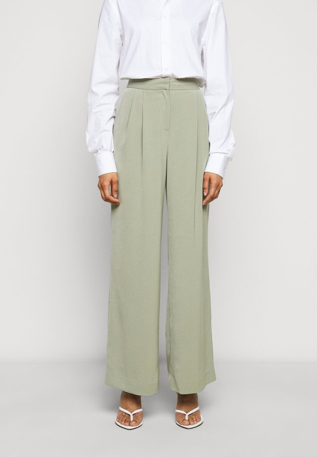 MILLE - Trousers - desert sage