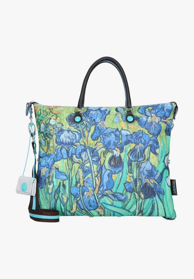 Tote bag - irises