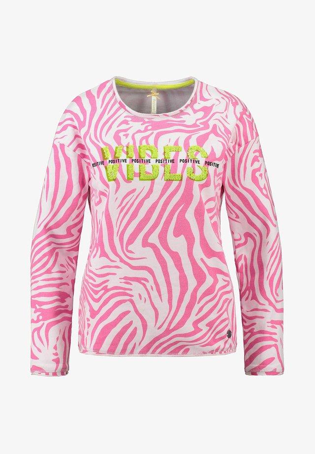 WSW GROOVE - Sweatshirt - pink