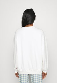 Levi's® - GRAPHIC MELROSE SLOUCHY - Sweatshirt - sugar - 2