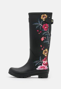 Tom Joule - WELLY PRINT - Wellies - black