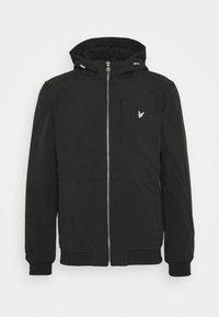 Lyle & Scott - JACKET - Tunn jacka - jet black - 0