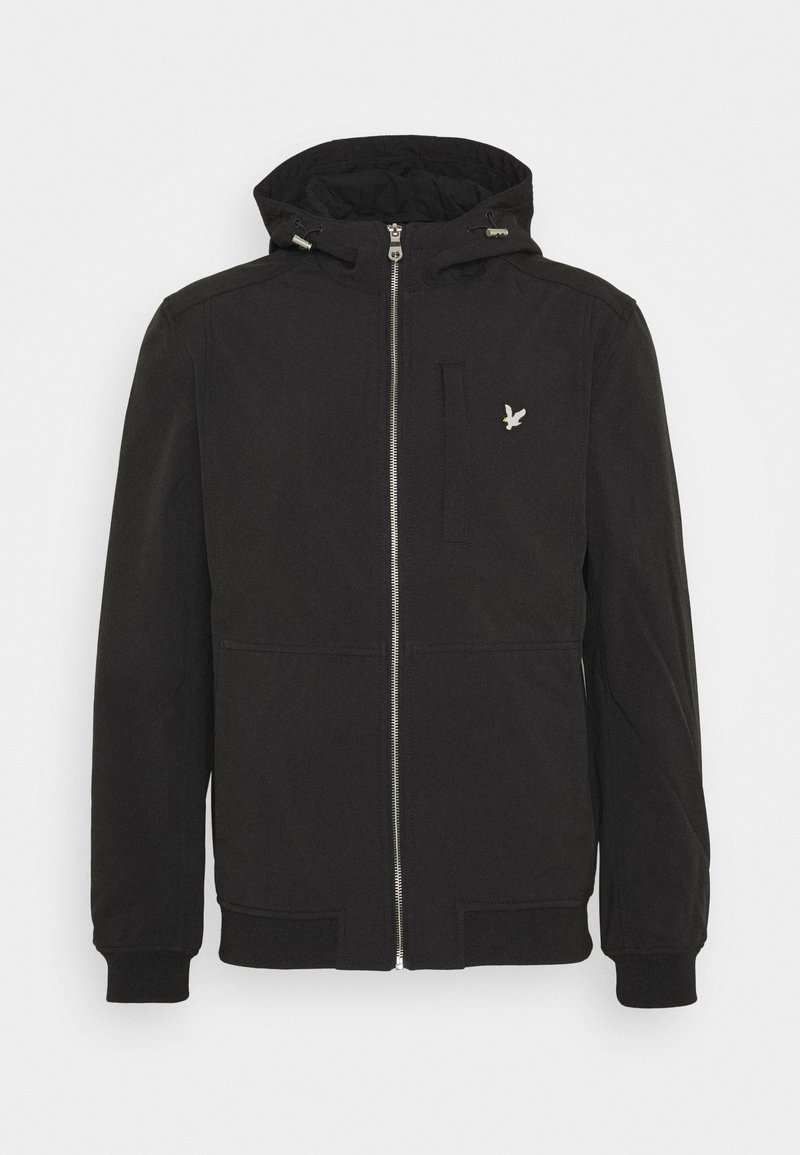 Lyle & Scott - JACKET - Tunn jacka - jet black