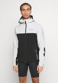 Vaude - ME MOAB RAIN JACKET - Waterproof jacket - moonstone - 0