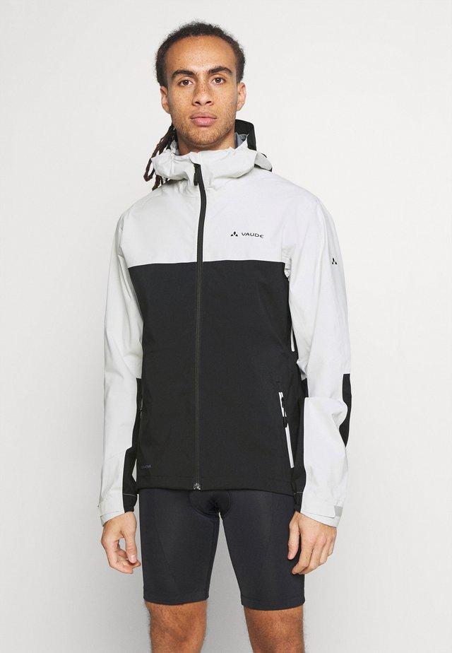 ME MOAB RAIN JACKET - Waterproof jacket - moonstone