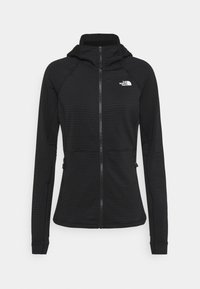The North Face - CIRCADIAN MIDLAYER HOODIE  - Fleece jacket - black - 0