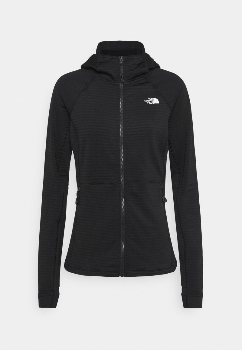 The North Face - CIRCADIAN MIDLAYER HOODIE  - Fleece jacket - black