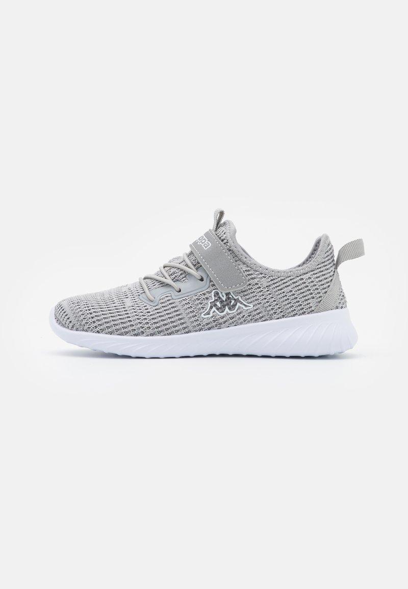Kappa - CAPILOT UNISEX - Chaussures d'entraînement et de fitness - grey/white