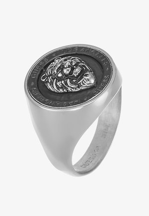 Ring - silver-colured