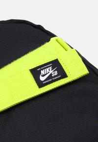 Nike Sportswear - COURTHOUSE - Rucksack - black/cyber/white - 4