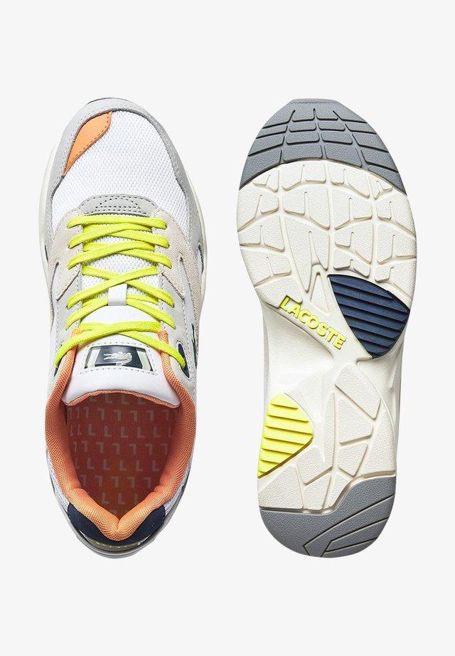 Chaussures d'entraînement et de fitness - lt gry/dk blu
