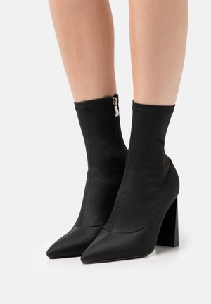 LEONAH - Classic ankle boots - black