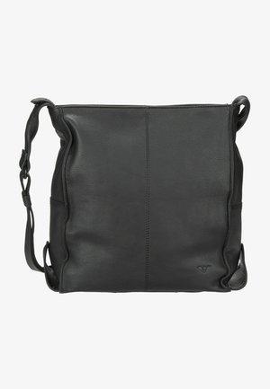 SEASONS - Across body bag - schwarz