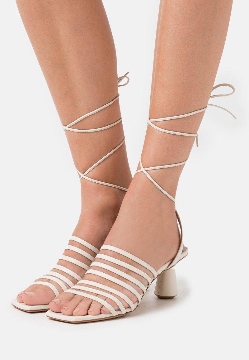 MAX&Co. - ESTRELLA - Sandals - beige