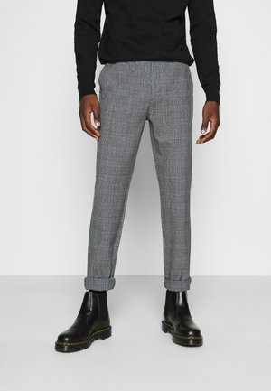 NEPAOLO PANTS - Broek - grey check
