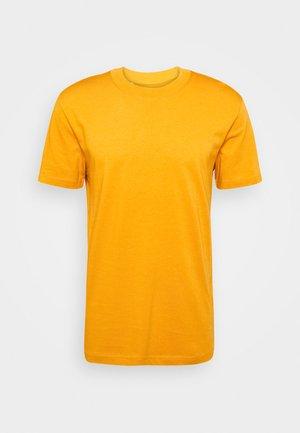 SLHRELAXCOLMAN O NECK TEE - T-shirt - bas - mango mojito